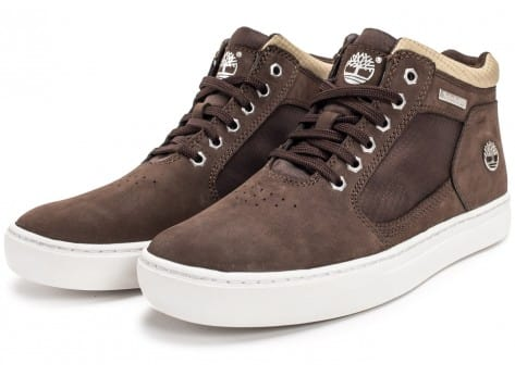 Chaussures Timberland Cupsole Merge 2.0 Marron vue intérieure