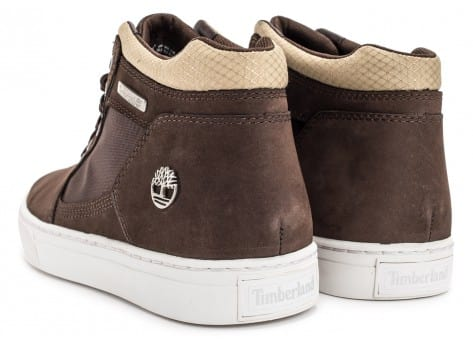 Chaussures Timberland Cupsole Merge 2.0 Marron vue dessous