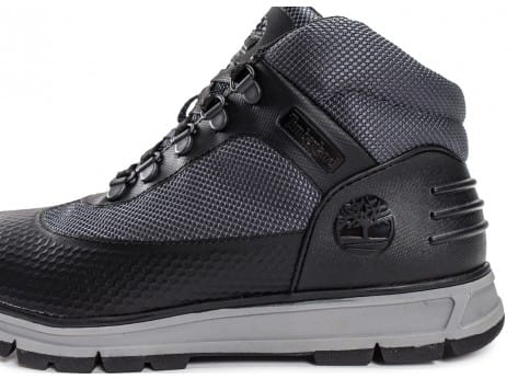 Chaussures Timberland Field Guide No Sew noire vue dessus