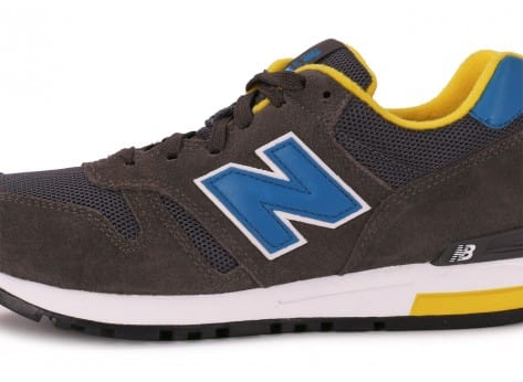 Chaussures New Balance ML565 SNR grise vue dessus