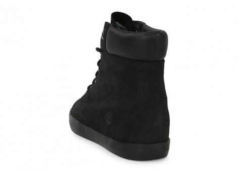 Chaussures Timberland Earthkeepers Glastenbury noire vue arrière