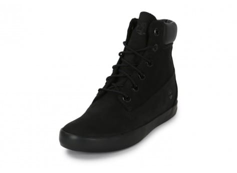 Chaussures Timberland Earthkeepers Glastenbury noire vue avant