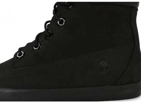 Chaussures Timberland Earthkeepers Glastenbury noire vue dessus