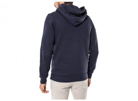 Sweat Jack & Jones Sweat à Capuche Castro bleu marine