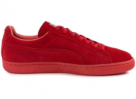 Chaussures Puma Suede Classic Ref Iced red vue dessous