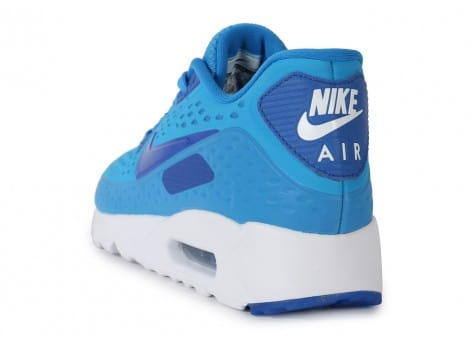 Chaussures Nike AIR MAX 90 ULTRA BR PHOTO BLUE vue arrière