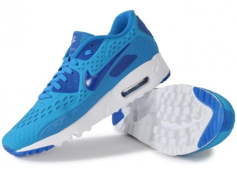 Chaussures Nike AIR MAX 90 ULTRA BR PHOTO BLUE vue intérieure