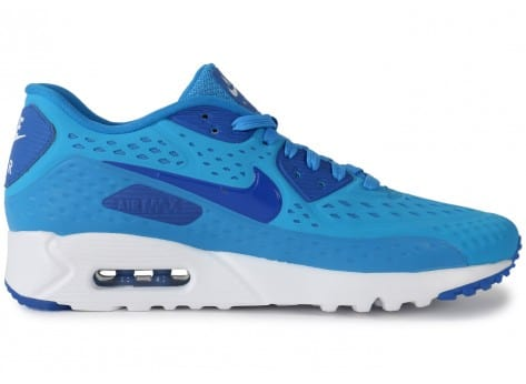 Chaussures Nike AIR MAX 90 ULTRA BR PHOTO BLUE vue dessous
