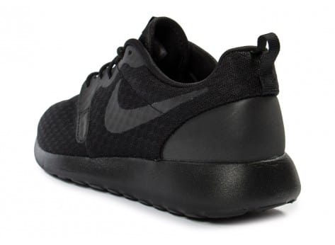 Chaussures Nike Roshe One Hyperfuse noire vue arrière