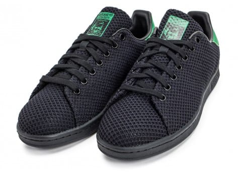 Chaussures adidas Stan Smith Circular-Knit noire vue intérieure