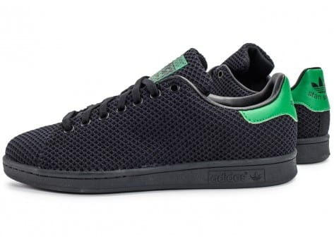 Chaussures adidas Stan Smith Circular-Knit noire vue extérieure