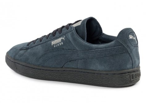 Chaussures Puma Suede Classic Ref Iced navy vue arrière