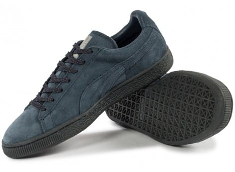 Chaussures Puma Suede Classic Ref Iced navy vue intérieure