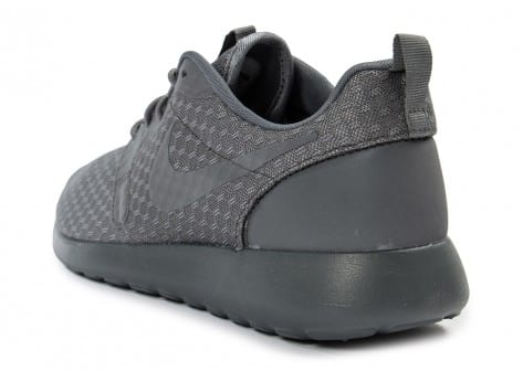 Chaussures Nike Roshe One Hyperfuse grise vue arrière