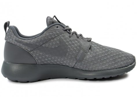 Chaussures Nike Roshe One Hyperfuse grise vue dessous