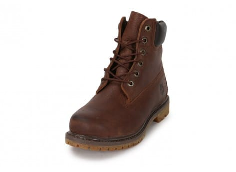 Chaussures Timberland 6-Inch Premium Boot F marron vue avant