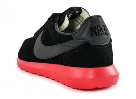 Chaussures Nike Roshe LD-1000 Suede noire vue arrière