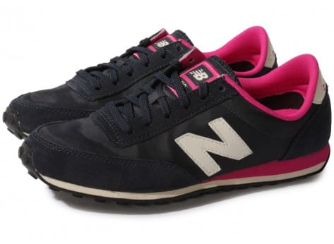 New Balance Bleu Rose Blanc