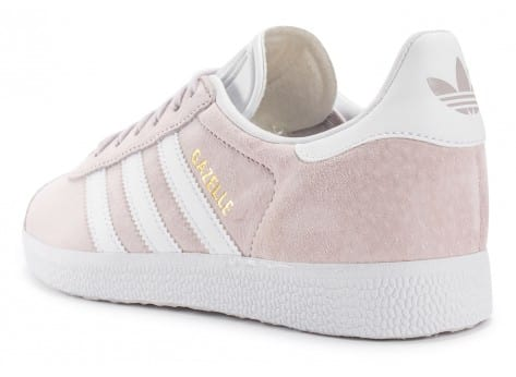 Chaussures adidas Gazelle W Old Rose vue arrière