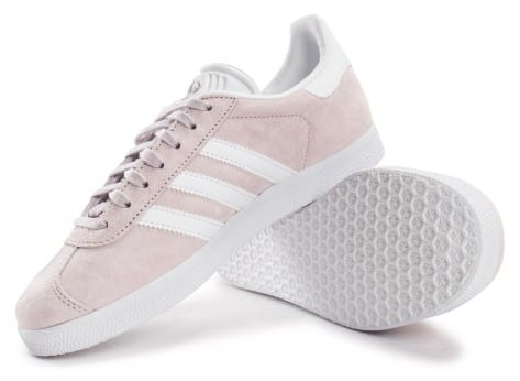 Chaussures adidas Gazelle W Old Rose vue intérieure