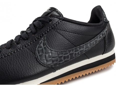 Chaussures Nike Classic Cortez Leather Lux vue dessus