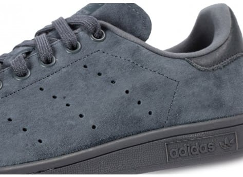 Chaussures adidas Stan Smith Onyx vue dessus