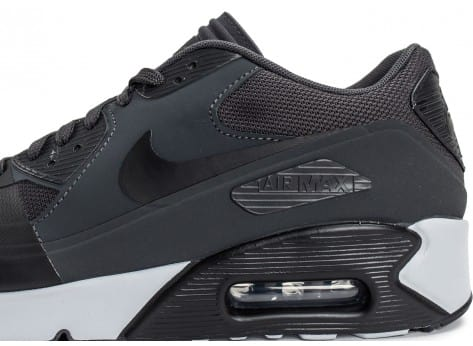 Chaussures Nike Air Max 90 Ultra 2.0 SE noire vue dessus