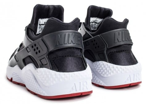 Chaussures Nike Air Huarache Run Patent Leather Pack vue dessous