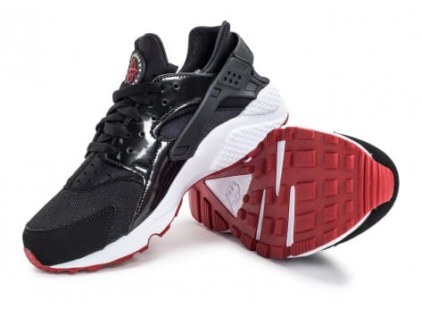Chaussures Nike Air Huarache Run Patent Leather Pack vue avant