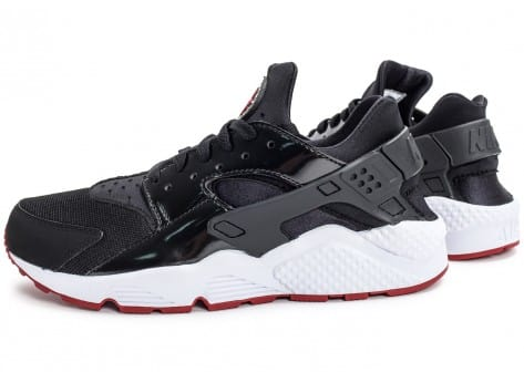Chaussures Nike Air Huarache Run Patent Leather Pack vue extérieure