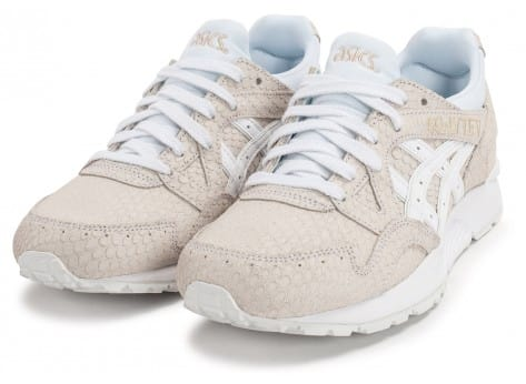 Chaussures Asics Gel Lyte V W blanche vue intérieure