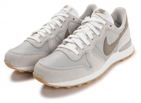 Chaussures Nike Internationalist W Pale grey vue intérieure