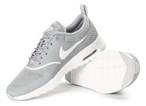 Chaussures Nike Air Max Thea Matte Silver vue intérieure
