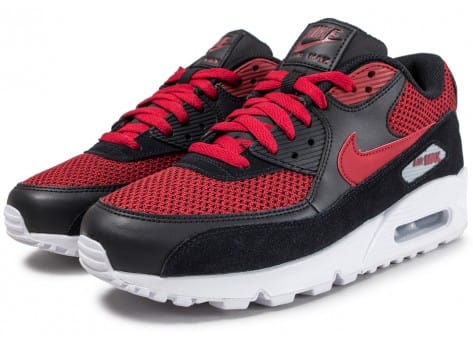 Chaussures Nike Air Max 90 Essential Tough red vue intérieure