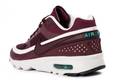 Chaussures Nike Air Max BW Ultra W bordeaux vue arrière