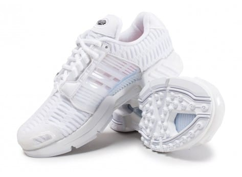 Chaussures adidas Climacool Junior blanche vue avant