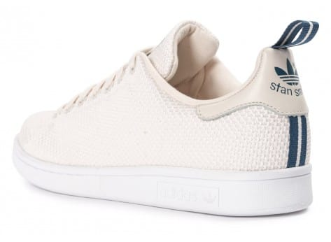 Chaussures adidas Stan Smith CK blanche vue arrière