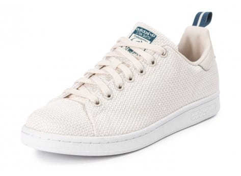 Chaussures adidas Stan Smith CK blanche vue avant