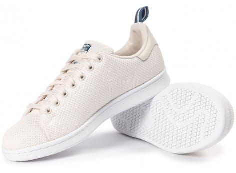 Chaussures adidas Stan Smith CK blanche vue intérieure