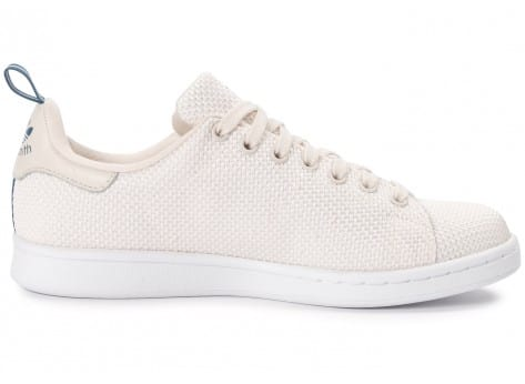 Chaussures adidas Stan Smith CK blanche vue dessous