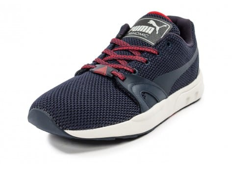 Chaussures Puma Evolution Trinomic XT S Craftd Peacoat vue avant