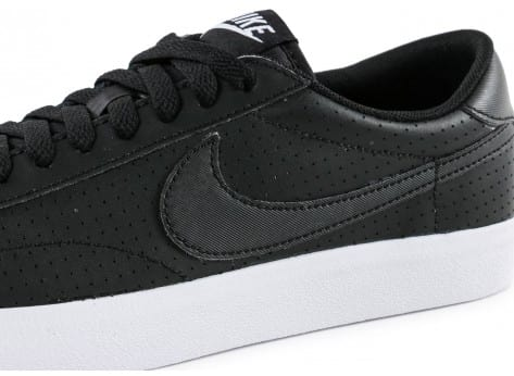 Chaussures Nike Tennis Perf noire vue dessus
