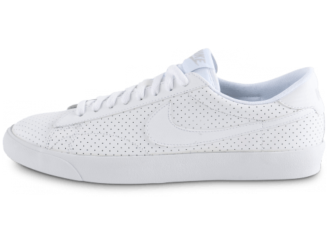 Chaussures Nike Tennis Perf blanche vue intérieure