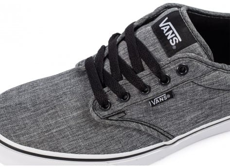 Chaussures Vans Atwood TXT grise vue dessus