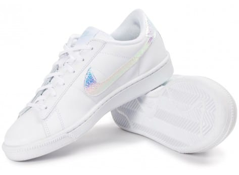 Chaussures Nike Tennis Classic Iridescente vue dessous