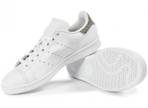 Chaussures adidas Stan Smith blanche vue extérieure