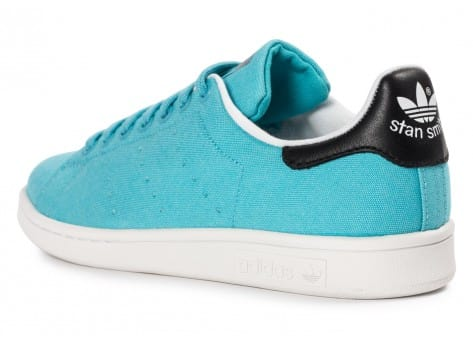 Chaussures adidas Stan Smith Blanch Sky BBQ vue arrière