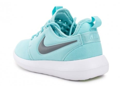 Chaussures Nike Roshe 2 W turquoise vue arrière