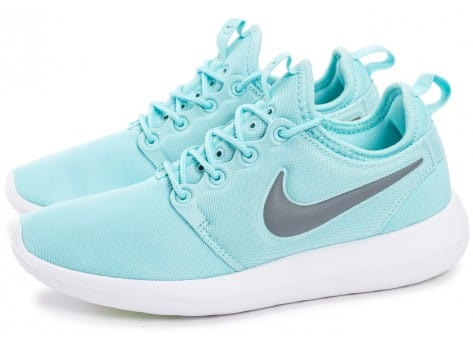 Chaussures Nike Roshe 2 W turquoise vue extérieure