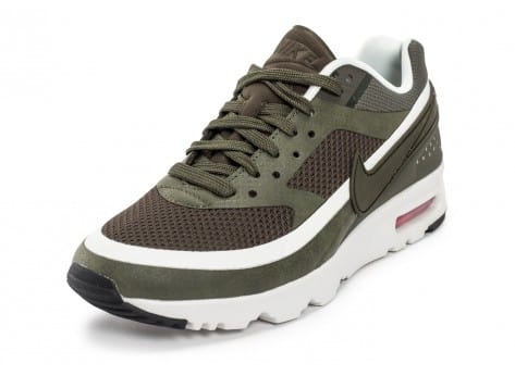 Chaussures Nike Air Max BW Ultra W Olive vue avant